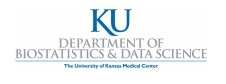 University of Kansas, Dept of Biostatistics