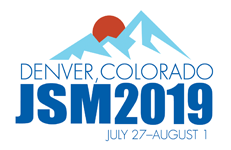 2019 Joint Statistical Meetings - Statistics: Making an Impact - Denver, Colorado